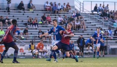 Dayton Dutch Lions FC and Florida Gulf Coast Dutch Lions FC in first place