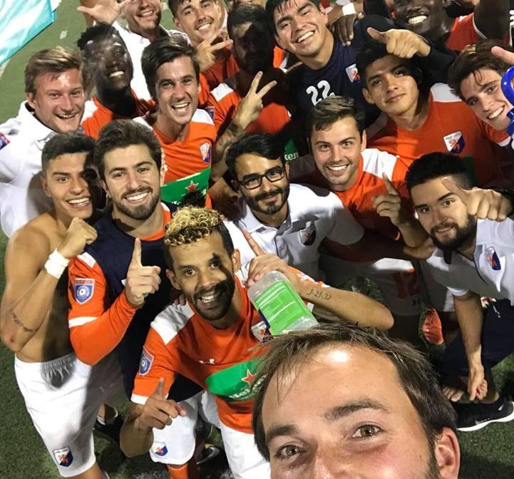 Dutch Lions FC NPSL (Houston) in Championship final after 3-2 OT win