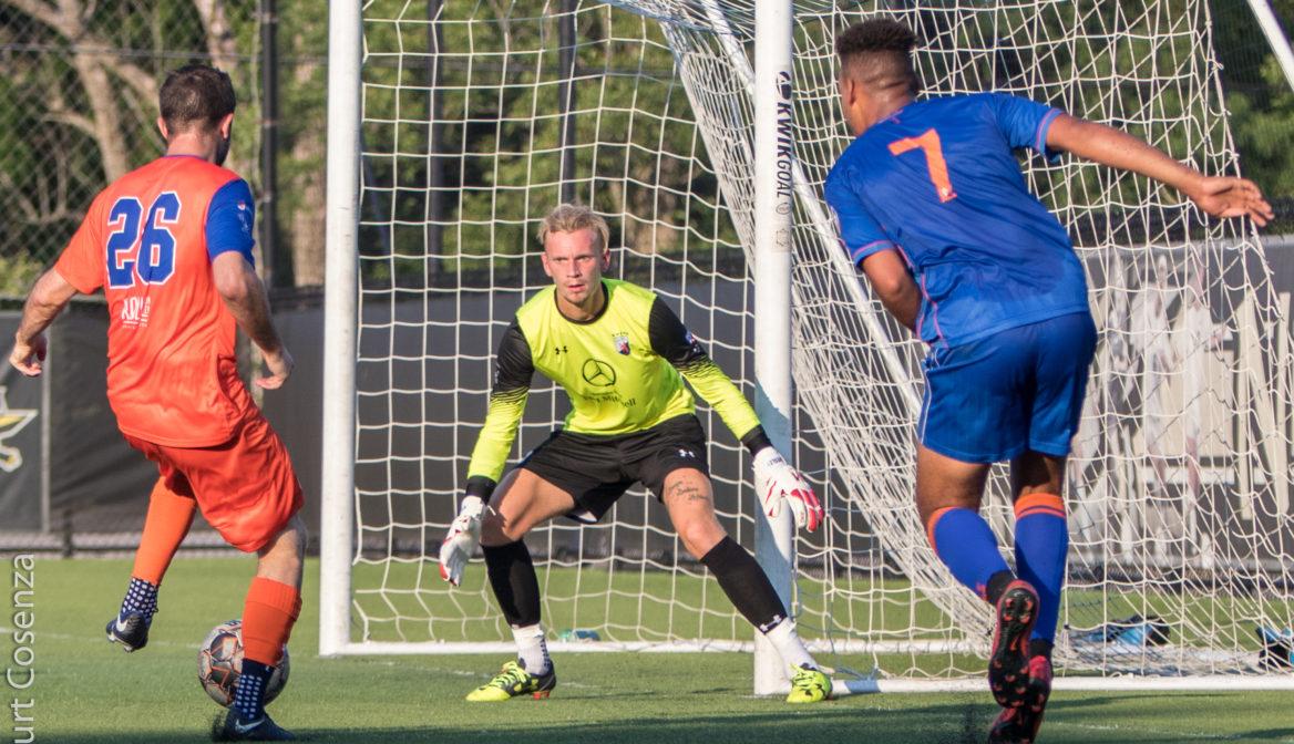 Wesley Storm looks back at CDL FC season