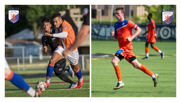 Two 2018 Dutch Lions FC players picked in MLS SuperDraft