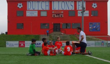 Marco Pruis entering his 8th year with Houston Dutch Lions FC