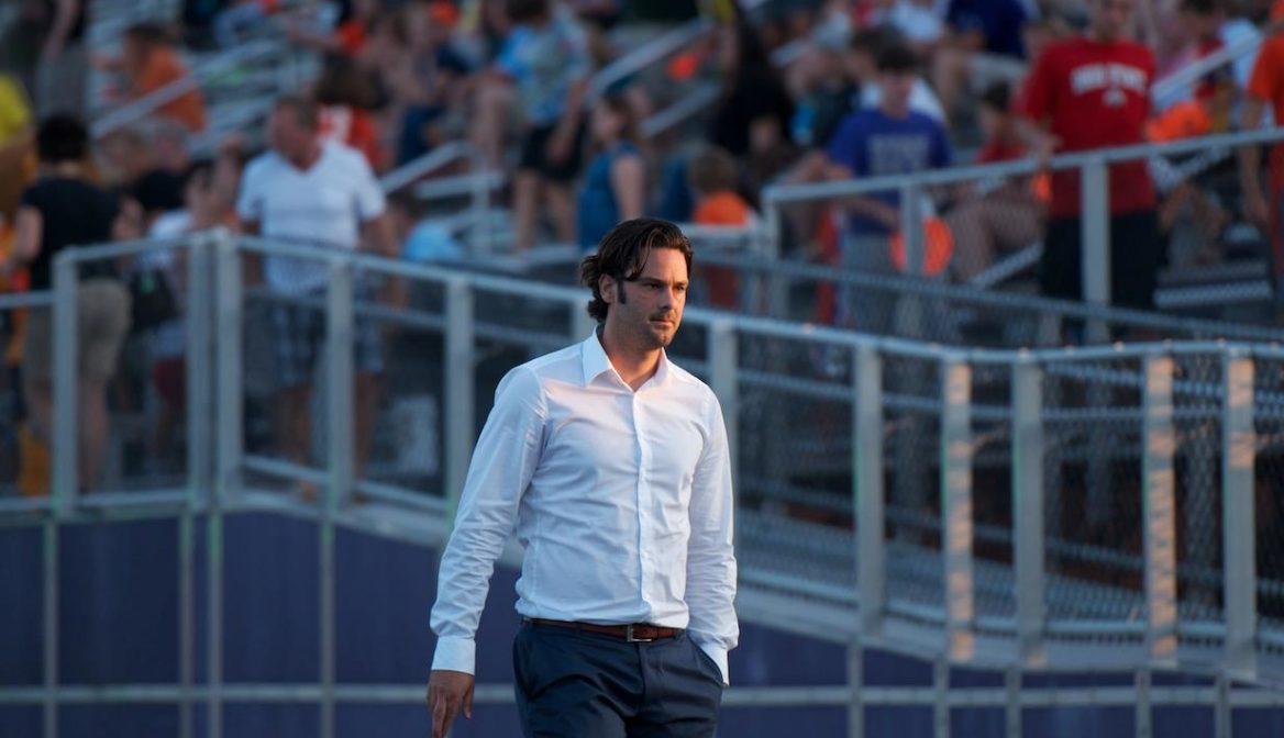 Former DDL player and coach Ivar van Dinteren joins FC Cincinnati