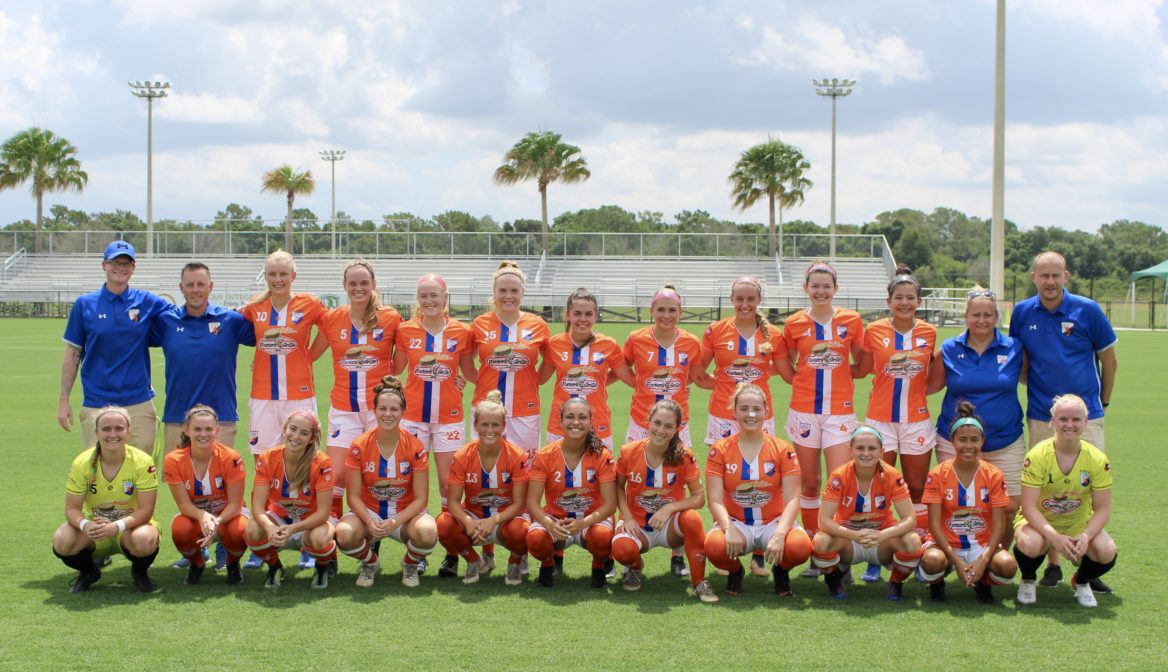 Five Dutch Lions FC WPSL players selected in 2019 All Conference teams