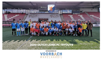 Tryouts in The Netherlands – players chase dream to play in US