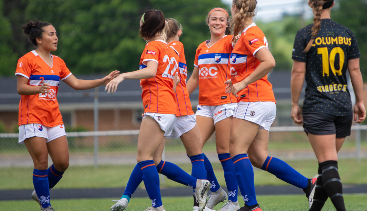 Midseason update Dutch Lions FC clubs