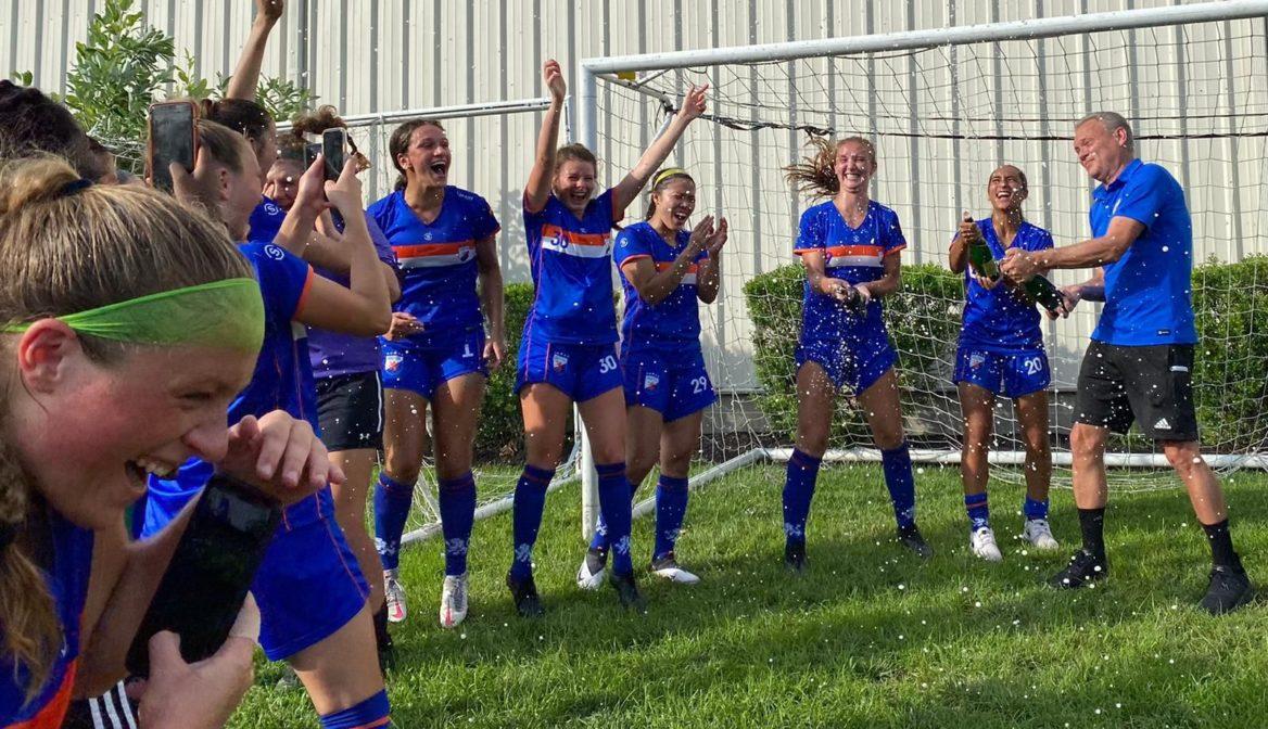 Washington Dutch Lions FC wins Conference Championship